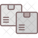 Delivery Returning Return Package Return Shipping Icon