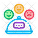 Delivery Review Service Icon