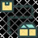 Navigation Shipping Icon