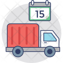 Delivery Schedule Icon