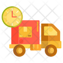 Delivery Schedule Delivery Time Delivery Scheduled Icon