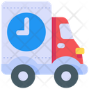 Delivery Schedule Time Calendar Icon