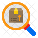 Delivery Search Icon