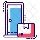 Delivery Service Doorstep Delivery Home Delivery Icon