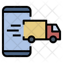 Delivery Service Shopping Icon