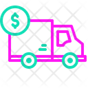 Delivery Man Shipping Icon