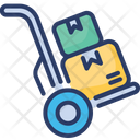 Delivery Service Package Icon