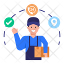 Delivery Services Icon