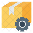 Delivery Setting Package Icon
