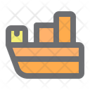 Delivery Ship Icon