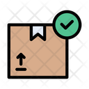 Delivery Successfully Icon