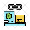 Supply Chain Supply Link Supply Icon