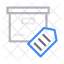 Tag Label Parcel Icon