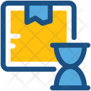 Time Hourglass Package Icon