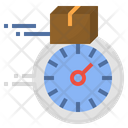 Delivery Time Service Icon