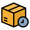 Box Delivery Time Icon