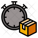 Box Deliverytime Fast Icon