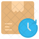 Delivery Time Shipping Icon