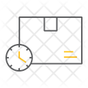 Fast Delivery Time Icon