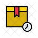 Delivery Fast Time Icon