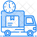Delivery Time Shipping Time Fast Delivery Icon