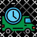 Delivery Van Transport Icon