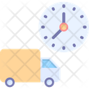 Delivery Fast Shipping Icon