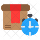 Delivery Time Package Icon