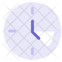 Clock Delivery Fast Icon