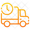 Truck Shipping Delivery Icon