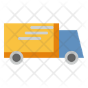 Delivery Truck Logistics Shipping Icon