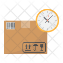 Delivery Time Logistic Icon