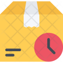 Delivery Time Commerce Icon
