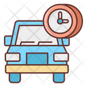 Delivery Time Scheduled Icon