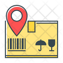 Tracking Code Barcode Qr Code Icon