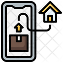 Delivery Tracking Icon