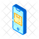 Phone App Tracking Icon