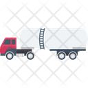 Delivery Transport Fuel Tank Fuel Truck Icon