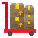 Delivery Trolley Delivery Trolley Icon