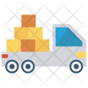 Truck Delivery Product Icon