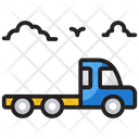 Delivery Truck Delivery Cargo Logistics Icon