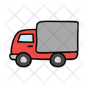 Delivery Truck Automobile Vehicle Icon