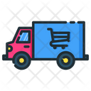 Delivery Truck Delivery Vehicle Transport Icon
