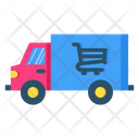 Delivery Vehicle Transport Transportation Icon