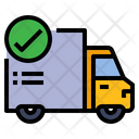 Transport Vehicle Check Icon