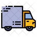 Delivery Shipping Transport Icon