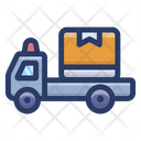 Delivery Truck Delivery Van Shipping Truck Icon