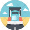 Transportation Delivery Giant Icon