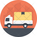Container Truck Freight Icon