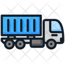 Delivery Load Transport Icon